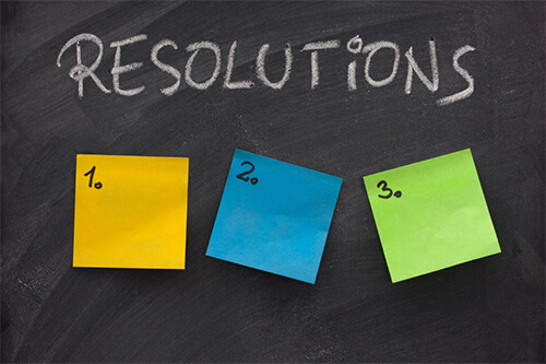 New years resolutions with Brightonfit