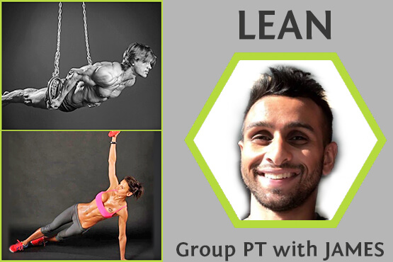 LEAN PERSONAL TRAINING